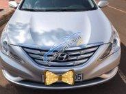 Cần bán Hyundai Sonata sản xuất 2010, màu bạc, đăng kí lần đầu 2011 giá 485 triệu tại Tp.HCM