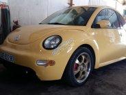 Bán ô tô Volkswagen New Beetle Turbo năm 2004, màu vàng, xe nhập chính chủ, 370 triệu giá 370 triệu tại Hà Nội