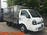 Bán Kia K250 thùng kín dài 3m5 trả trước 30% chạy xe về nhà giá 382 triệu tại Tp.HCM
