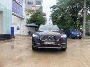 Cần bán xe Volvo XC90 T6 Inscription năm 2017, màu đen, nhập khẩu giá 3 tỷ 800 tr tại Hà Nội