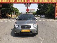 Bán Kia Morning SLX 2009, màu xám (ghi), nhập khẩu 2 bóng khí, xe quá tuyển giá 245 triệu tại Hà Nội