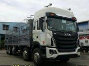 Bán xe tải JAC 5 chân K5, tải trọng 22 tấn, trả trước 500 triệu giá 1 tỷ 420 tr tại Tp.HCM