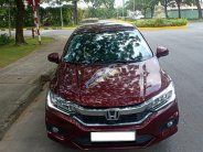 Bán xe Honda City 1.5CVT sản xuất 2018, màu đỏ xe đi ít cần bán lại 535 triệu giá 535 triệu tại Bình Dương