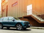 Volkswagen Tiguan All Space - LUXURY 2019 - TẶNG NGAY PHIM CÁCH NHIỆT 3M, PHỦ NANO VÀ GIẢM GIÁ TRỰC TIẾP 20 TRIỆU ĐỒNG giá 1 tỷ 849 tr tại Tp.HCM