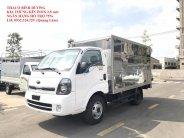 Bán xe tải Kia K200 tải trọng 1,9 tấn, thùng vách bằng Inox, có máy lạnh sẵn, hỗ trợ trả góp giá 335 triệu tại Bình Dương
