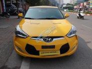 Bán xe Hyundai Veloster 1.6 AT năm sản xuất 2011, màu vàng, nhập khẩu, giá chỉ 475 triệu giá 475 triệu tại Hà Nội