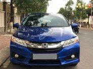 Bán Honda City 2014 tự động, màu xanh, xe giữ kỹ giá 396 triệu tại Tp.HCM