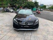 Bán xe Mercedes C200 2016 màu đen giá 1 tỷ 49 tr tại Hà Nội