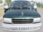 Toyota Zace dòng GL, SX 12/2002, xanh vỏ dưa rất hiếm có, xe zin 100% như xe mới giá 248 triệu tại Bình Dương