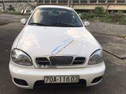 Cần bán gấp Daewoo Lanos đời 2003, màu trắng  giá 106 triệu tại Tây Ninh