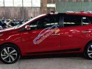 Bán Toyota Yaris 2018, màu đỏ, xe nhập, chính chủ giá 620 triệu tại Tp.HCM