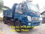 Bán xe ben 2 cầu, 7.5 tấn, xe Trường Hải giá 804 triệu tại Tp.HCM