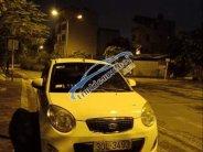 Chính chủ bán xe Kia Picanto năm sản xuất 2008, màu trắng, nhập khẩu giá 215 triệu tại Hà Nội
