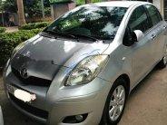 Bán Toyota Yaris đời 2010, màu bạc, nhập khẩu số tự động giá 379 triệu tại Hà Nội