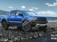 Bán Ford Ranger Raptor new sản xuất năm 2019, màu xanh lục, nhập khẩu nguyên chiếc giá 1 tỷ 186 tr tại Hà Nội