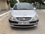 Bán xe Hyundai Getz đời 2009, màu bạc, nhập khẩu Hàn Quốc   giá 236 triệu tại Hà Nội