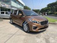 Bán Kia Sedona sản xuất 2019, màu nâu, giá tốt giá 1 tỷ 129 tr tại Tp.HCM