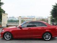 Xe Mercedes 300 AMG đời 2011, màu đỏ chính chủ giá 690 triệu tại Hà Nội