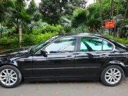 Xe BMW 3 Series 318i năm sản xuất 2004, màu đen, nhập khẩu chính chủ giá 210 triệu tại Hà Nội