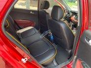 Hyundai Grand i10 1.2AT hatchback năm 2018, màu đỏ, hỗ trợ ngân hàng 75% giá trị xe giá 419 triệu tại Hà Nội