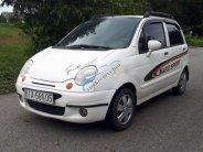 Bán xe Daewoo Matiz sản xuất 2008, màu trắng, xe nhập, gia đình đi còn mới giá 95 triệu tại Bình Dương