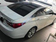 Bán Hyundai Sonata 2012, màu trắng, xe nhập   giá 585 triệu tại Tp.HCM