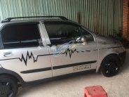 Cần bán gấp Daewoo Matiz SE 0.8 MT đời 2006, màu bạc xe gia đình giá 86 triệu tại Bình Dương