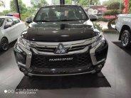 Xe Mitsubishi Pajero Sport sản xuất năm 2019, dán kính máy dầu giá 880 triệu tại Bắc Giang