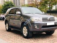 Bán Toyota Fortuner 2010 máy dầu, xám chì, xe đi kỹ giá 585 triệu tại Tp.HCM