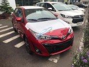 Bán Toyota Yaris năm sản xuất 2019, màu đỏ, nhập khẩu giá 650 triệu tại Đà Nẵng