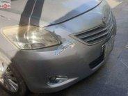 Cần bán gấp Toyota Vios đời 2011, màu bạc giá 380 triệu tại Tp.HCM