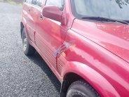 Bán xe Ssangyong Musso 2.9 sản xuất năm 1999, màu đỏ, nhập khẩu   giá 135 triệu tại BR-Vũng Tàu