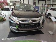 Xe Mitsubishi Pajero Sport sản xuất năm 2019, dán kính trải sàn giá 880 triệu tại Vĩnh Phúc