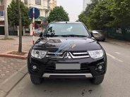 Cần bán Mitsubishi Pajero sport 2017, số tự động, màu đen cực mới giá 536 triệu tại Tp.HCM