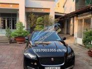 Cần bán Jaguar XF 2.0 năm 2018, màu đen, nhập khẩu nguyên chiếc giá 2 tỷ 600 tr tại Tp.HCM