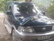 Gia đình bán Toyota Zace đời 2002, nhập khẩu nguyên chiếc giá 115 triệu tại Hà Giang