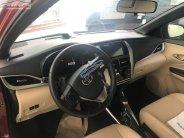 Bán xe Toyota Yaris 1.5G sản xuất 2019, màu đỏ, nhập khẩu   giá 640 triệu tại Quảng Ninh