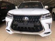 Bán Lexus LX570 Super Sport, màu trắng, model 2019, mới 100%, xe giao ngay. LH: 0906223838 giá 8 tỷ 980 tr tại Hà Nội