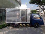 Hyundai Porter 150 thùng kín inox, tặng bảo hiểm 100%, hỗ trợ vay đến 70%, giao xe ngay giá 124 triệu tại Đà Nẵng