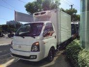 Hyundai New Porter 150 thùng đông lạnh, máy lạnh -18 độ nhập khẩu, tặng bảo hiểm 100%, hỗ trợ vay vốn đến 75% giá 140 triệu tại Đà Nẵng