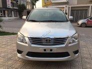 Cần bán xe Toyota Innova E năm sản xuất 2013, màu bạc giá 470 triệu tại Hà Nội