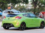 Bán Hyundai Veloster sản xuất năm 2012, màu xanh lục, nhập khẩu giá 500 triệu tại Tp.HCM