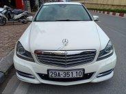Bán ô tô Mercedes C250 sản xuất 2011, màu trắng, giá tốt, xe cực đẹp giá 605 triệu tại Hà Nội