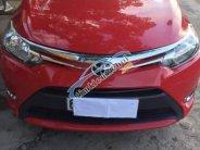 Cần bán Toyota Vios sản xuất năm 2015, màu đỏ, xe đẹp giá 409 triệu tại Đồng Tháp