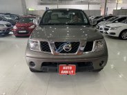 Bán Nissan Navara đời 2012, màu xám (ghi), nhập khẩu nguyên chiếc, 375 triệu giá 375 triệu tại Phú Thọ