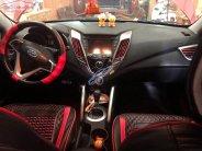 Bán Hyundai Veloster đời 2011, màu đỏ, nhập khẩu nguyên chiếc, chạy 72000 km giá 445 triệu tại Đà Nẵng