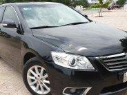 Cần bán Toyota Camry 2.4G đời 2011, màu đen giá 645 triệu tại Tp.HCM
