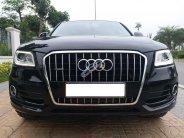 Bán Audi Q5 2.0 TFSI màu đen/ nâu, sản xuất cuối 2015 nhập Đức, đăng ký 2016 tên tư nhân giá 1 tỷ 570 tr tại Hà Nội