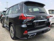 Bán Lexus LS 570 năm 2018, màu đen, nhập khẩu giá 6 tỷ 800 tr tại Bình Thuận