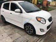 Cần bán gấp Kia Morning SLX đời 2010, màu trắng, nhập khẩu, bảo dưỡng định kì giá 248 triệu tại Hà Nội